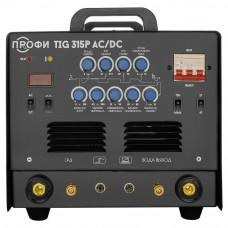 Аргонно-дуговой аппарат ПРОФИ TIG 315 P AC/DC