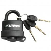 ЗАМОК НАВЕСНОЙ APECS PDR-50-55