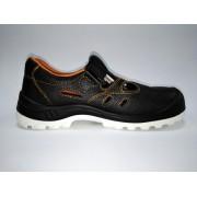 Сандалии, туфли рабочие с перфорацией ЭЛИТ 21  с защитным композитным подноском