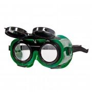 Очки защитные газосварщика с откидными стеклами