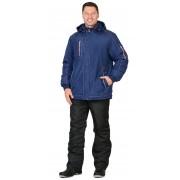 """Куртка """"АЛЕКС"""" : зимняя, мужская, цв. т-синий"""